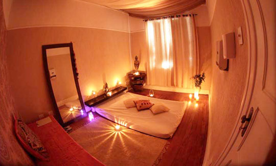 Mijn studio | yogasaar.be
